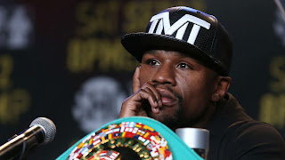 Floyd Mayweather Networth after Mcgregor fight