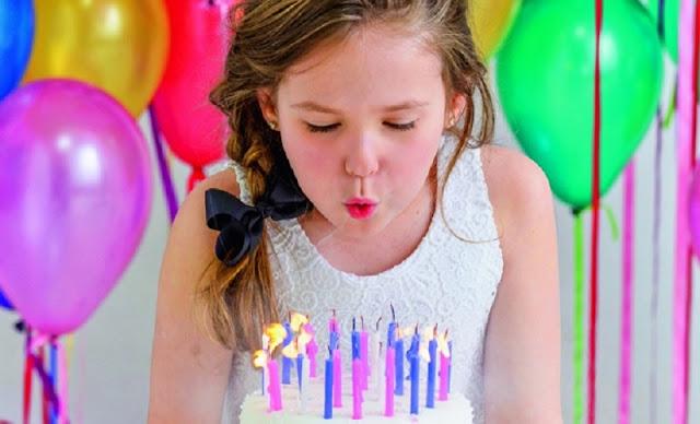 Novo formato de aniversário infantil: festa matinal
