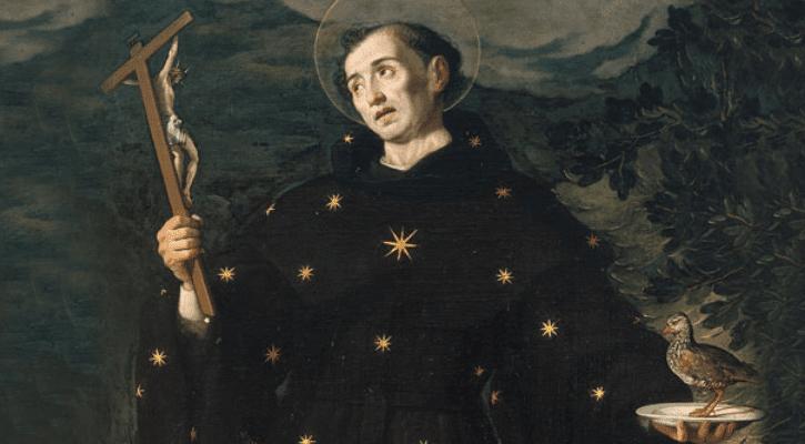 Santo Nikolas, tolentino