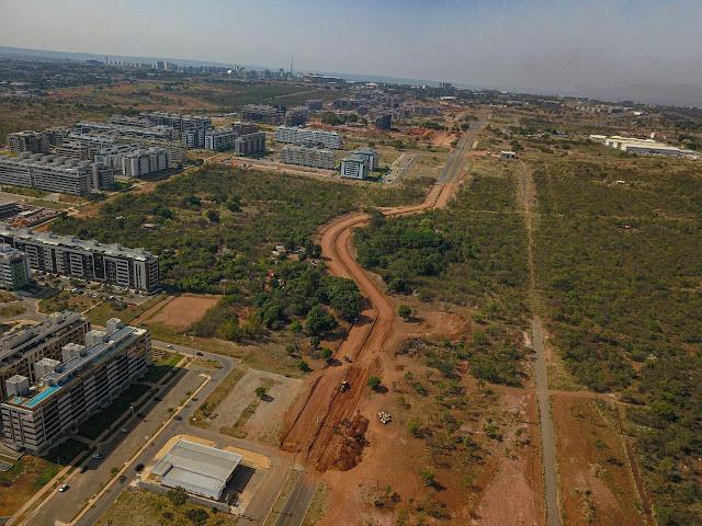 Via W9 Noroeste - Brasília