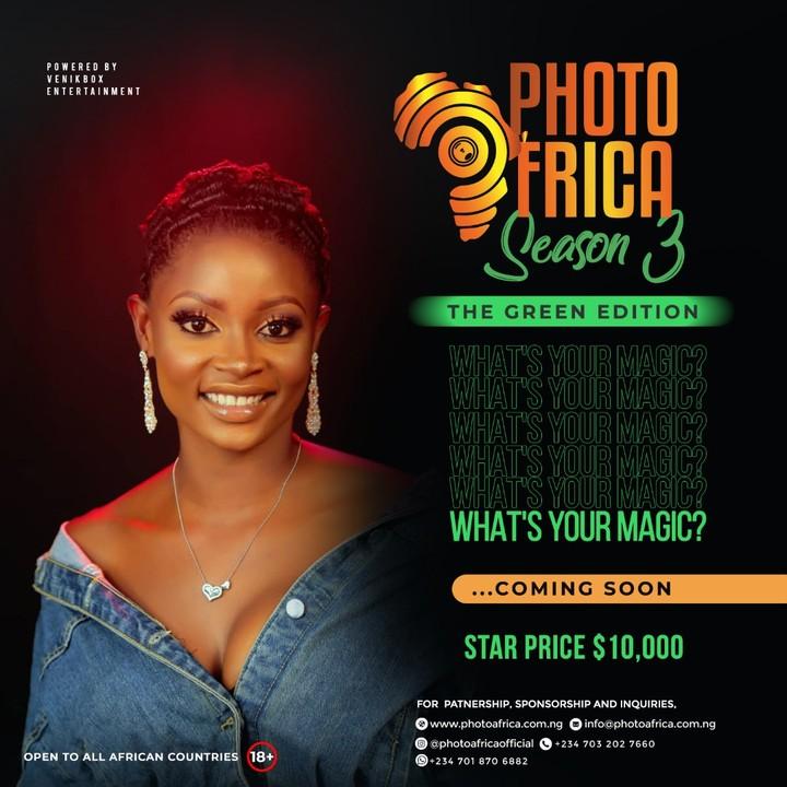 Concours photo multiculturel PhotoAfrica 2020 pour les Africains (prix de 10000 $)