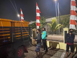 Polsek Kawasan Sunda Kelapa Tangkap Penyelundup Bibit Lobster