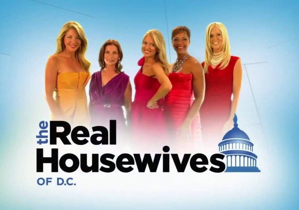 Image result for the real housewives of dc
