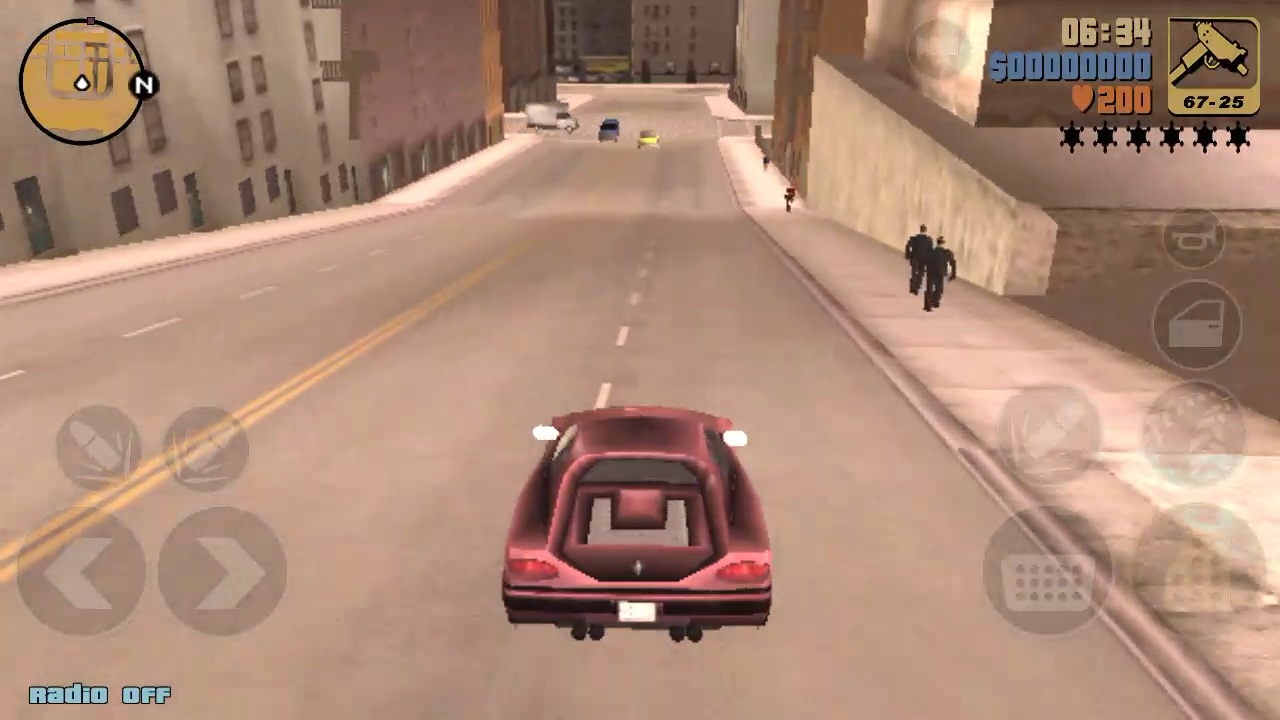 100MB] GTA 3 Lite android apk+data | cleo cheats(all GPU