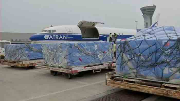 First consignment of Sputnik V vaccines from Russia arrive in Hyderabad, Hyderabad, News, Health, Health and Fitness, National