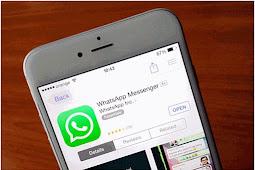 Metode Mengatasi Whatsapp Yang Crash atau Error di iPhone