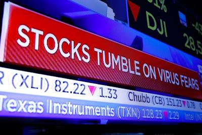 Dow Virus Fears