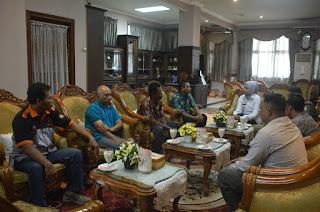 Pengurus PKJM Minta Bupati Faida Kunjung di Sekretariat