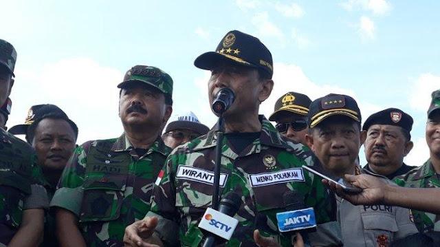Wiranto: Pemilu Memilih Pemimpin, Bukan Mengadu Pemimpin