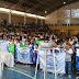 Na abertura do 28º Jogos Intercolegiais grande festa estudantil e uma bonita homenagem ao saudoso professor lacerda