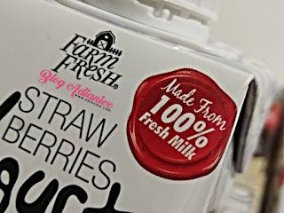Susu Segar & Yogurt Farm Fresh | Produk Malaysia yang sedap dan wajib dibanggakan