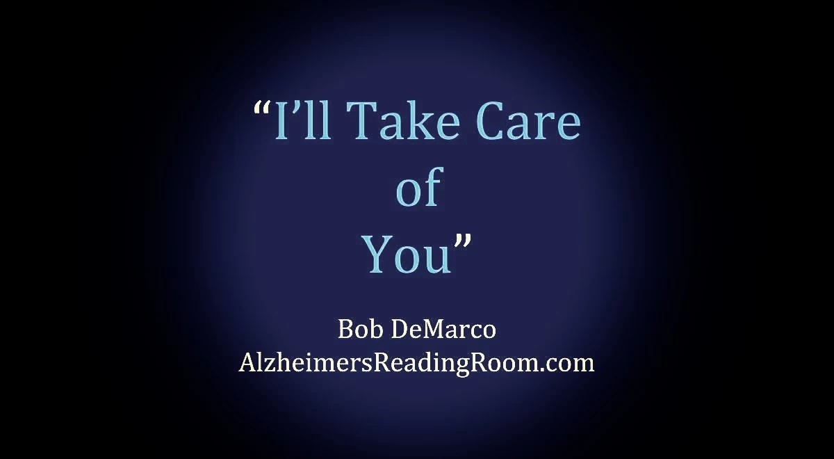 How To Take Care Of A Dementia Patient In The Hospital