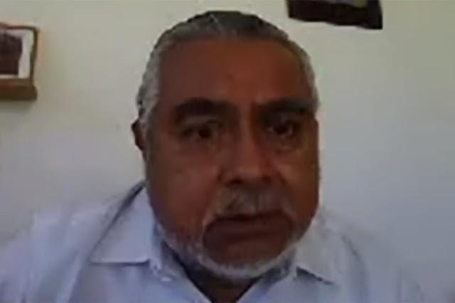Rechaza Marco Antonio Medina violencia política que viene del pasado y se vea reflejada en el proceso electoral
