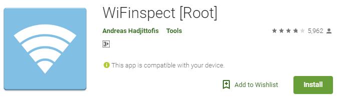 wifi inspect