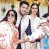 "Bappi Lahiri & Chitrani Lahiri Hosted The Rice Ceremony ""Annaprasanna""For their Grandson Krishh (Son of Bappa & Taneesha Lahiri)"