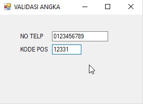 script validasi angka, validasi angka, validasi number