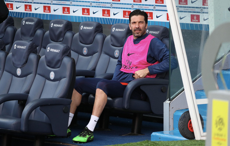"""Buffon: """"Conte nikada nije izdao Juve"""""""