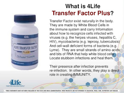 What is Transfer Factor?