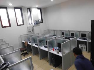Cubicle Workstation Teller Marketing + Furniture Kantor Semarang