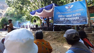 United Liberation Movement for West Papua Bentuk UUD Sementara Papua Merdeka