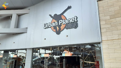 Urban Planet Jump Alicante