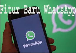 Fitur Baru WhatsApp 1