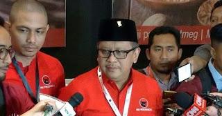 PDIP Ditinggal Pasangan Mulyadi-Ali Mukhni, Hasto Serang Balik dan Bilang Begini
