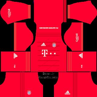 Kit DLS Bayern Muncih Terbaru