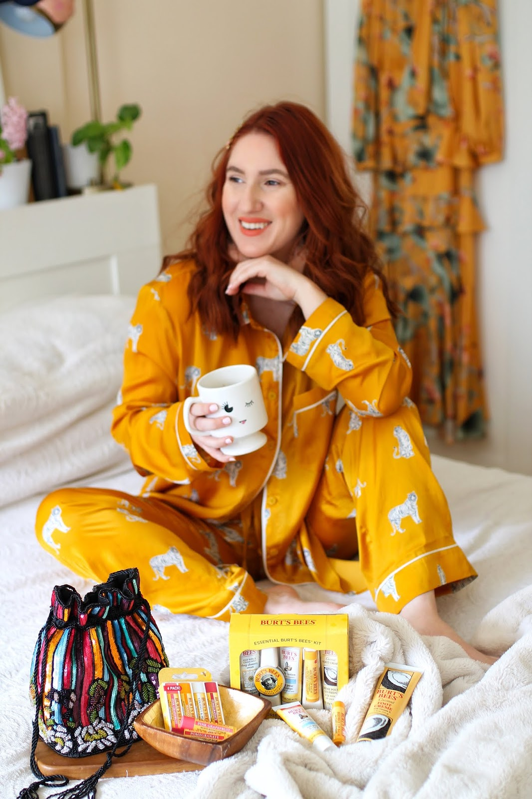 10 Ways To Pamper Yourself At Home, at home pampering, self care at home, mothers day pampering at home, Burt's Bees tfdiaries, Burts bees pampering, mothers day spa day at home