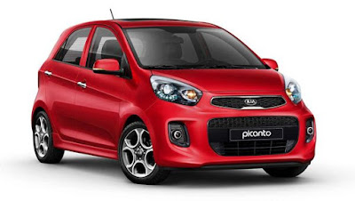 Mobil 90 jutaan Kia Picanto