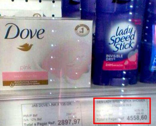 ¿LISTOS PARA UN INFARTO? Aparece el desodorante pero a un precio que NO podrás pagar