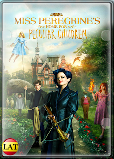 Miss Peregrine y los Niños Peculiares (2016) DVDRIP LATINO