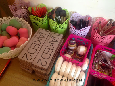 Alat Makeup Wajib Ada