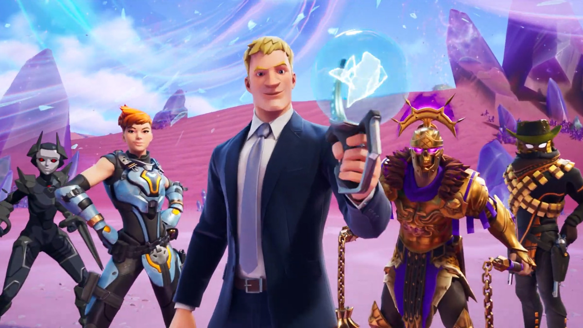 Fortnite: this is how the Sapphire, Topaz and Zero Point skins of Season 5 are unlocked