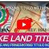 WATCH: FAKE LAND TITLE Maling na-isinabmit ng ABS-CBN