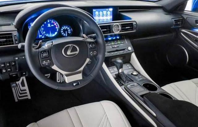 2017 Lexus RC 350 Price Luxury Caoupe