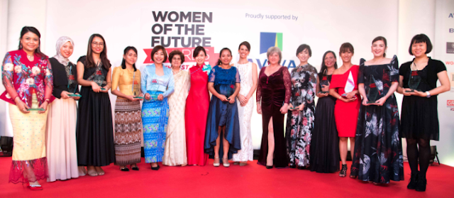 THE WOMEN OF THE FUTURE AWARDS SOUTHEAST ASIA ANNOUNCES FINALISTS