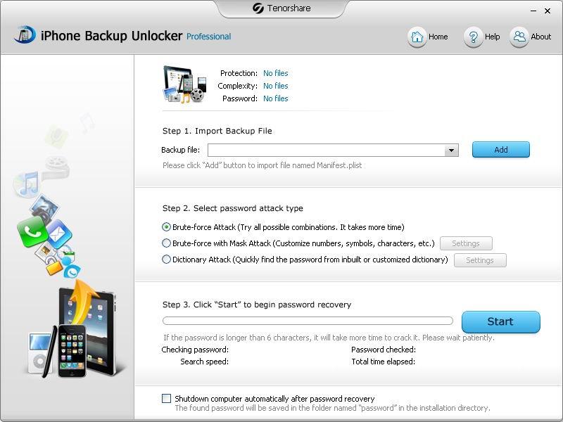 Unlock Backup Password on iPhone/iTunes/iPad/iPod: 2015