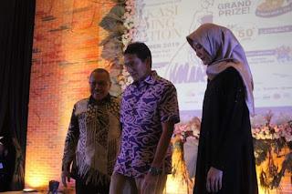 Mahfufz Abdurrahman Dan Sandiaga Uno Hadiri Bekasi Wedding Exhibition ( BWE)