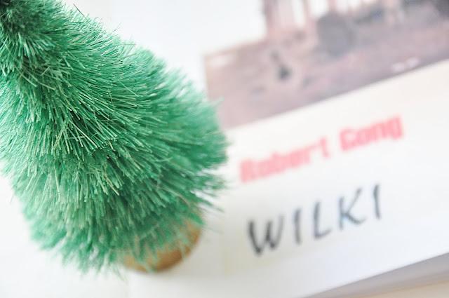 """""""Wilki"""" -  Robert Gong"""