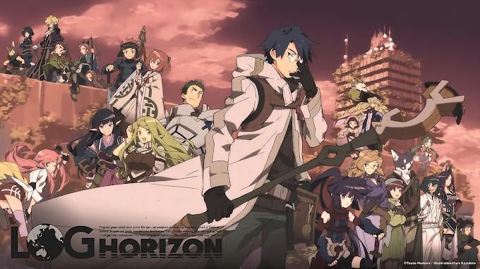 Log Horizon - Entaku Houkai - 01 ~ 12 END
