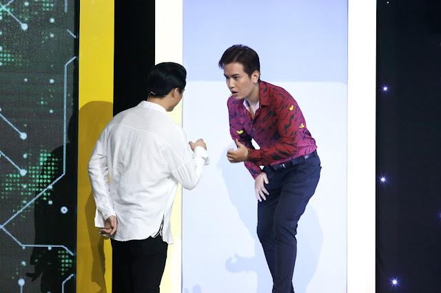 """Trần Hùng Tiến cùng Henrt Vig Nguyễn thắng lợi tại """" Người đứng thẳng """""""