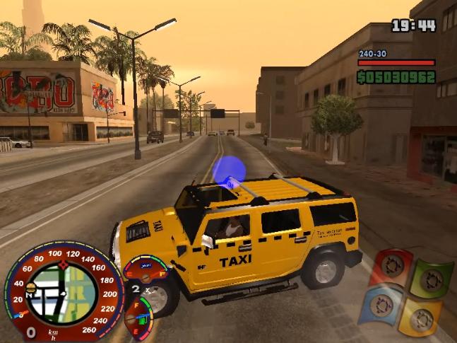 Download GTA San Andreas Portabel MOD Indonesia Full Version Repack