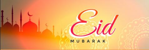 Advance Eid Mubarak 2019