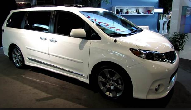 2019 toyota sienna hybrid specifications and rumors cars and rumor. Black Bedroom Furniture Sets. Home Design Ideas