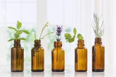Essential oils always a new beginning
