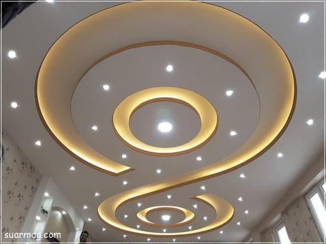 اجمل تصميمات اسقف جبس بورد حديثة 2020