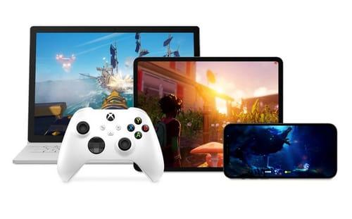 Xbox gets xCloud