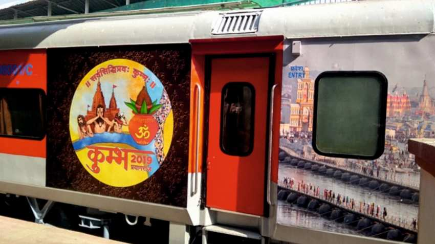 Indian Railways to run 800 special trains for Kumbh Mela devotees to the Prayagraj