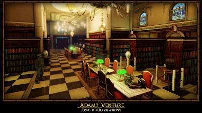 Adams Venture 3 Revelations (2012) Full PC Game Mediafire Resumable Download Links